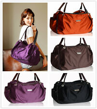 New Pretty Baby Diaper Nappy Bag mummy bag Brown/Purple/black/Orange (ld0803)