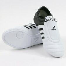 New adidas ADI-Kick Taekwondo Karate MMA Hapkido Martial Arts Indoor Shoes-WHITE