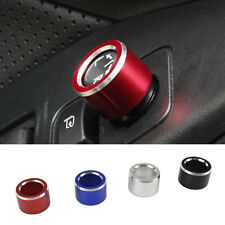 FIT FOR SUBARU FORESTER LEGACY OUTBACK SIDE MIRROR KNOB SWITCH COVER ROTARY
