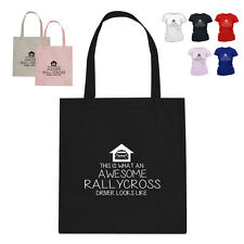 This is What An Awesome Rallycross Driver Looks Like Gift Tote Bag