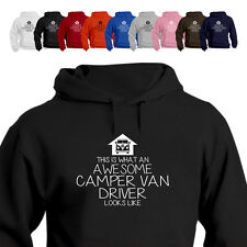 This is What An Awesome VW Campervan Driver Spares Looks Like Gift Hoodie