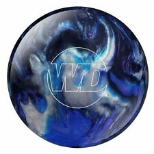 Columbia 300 White Dot Blue/Black/Silver Bowling Ball
