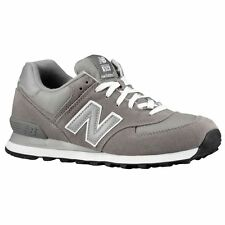 New Balance 574GS Men's Grey/Silver Brand New Multiple Sizes Available!