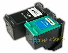 2 x HP21/HP22 XL (C9351CE/C9352AE) Compatible Ink Cartridges for HP Photosmart