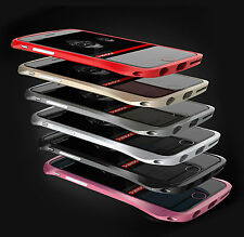 Ginmic Luxury Aluminum Metal Blade Bumper Frame Case Cover for iPhone 6 4.7""