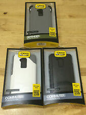 HTC One MAX OtterBox Commuter/Defender Cases 100% Authentic