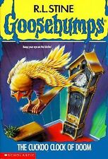 Goosebumps The Cuckoo Clock of Doom No. 28 by R. L. Stine (1995, Paperback)