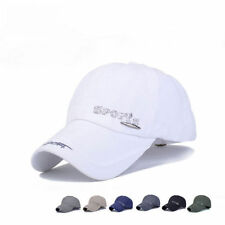 Men Women Summer Adjustable Hat Baseball Outdoor Golf Sports Cap Sun Snapback