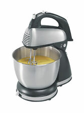 Hamilton Beach 6 Speed Classic Stand Kitchen Dough Cake Bread Mixer Cooking