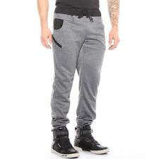 Fulandisi Pants Jogging Grey Men New