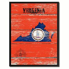 Virginia Gift Ideas Birthday Housewarming OpenHouse Wedding Decoration Art