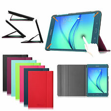 Book Style Case Smart Wake Cover for Samsung Galaxy Tab A 8-Inch Tablet SM-T350
