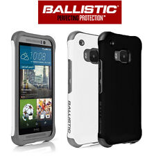 Ballistic Urbanite Polish Finish Durable Rubber Hard Case Cover For HTC One M9