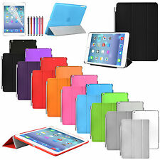 Ultra Slim Stand Smart Case TPU Back Case for Apple iPad Mini 2 Retina Display