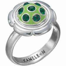 Authentic Kameleon Jewelry Ring - KR022 - Flower Cup  - Jewelpops