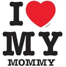 I Love My Mommy Gerber® Onesie Baby T-SHIRT BABY SHOWER CUTE FUNNY SHIRT