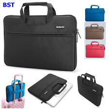 "15.6"" Notebook laptop sleeve bag briefcase Handbag 15 For Dell Sony Asus Lenovo"