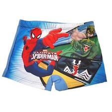 Ultimate Spiderman Boys SWIM Shorts Bathers Swimsuit Swimmers Trunks Togs Szs