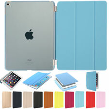 PU Leather Ultra Thin Smart Stand Cover Case for iPad 2 3 4/mini 1 2 3/Air1 2