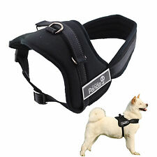 XS S M X XL Size soft Padded Non Pull Pet Dog Adjustable Harness Chest Vest