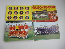 FKS EURO Soccer Postcard Pick from list - UNUSED
