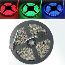Waterproof  Non-Waterproof 5M 10M 5050 SMD 150/300 Leds RGB Strip Light 12V DC