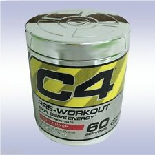 CELLUCOR C4 (60 SERVINGS) preworkout creatine beta alanine no3 extreme energy g4