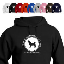 It's An Alaskan Malamute Dog Lover Thing You Wouldn't Understand Gift Hoodie