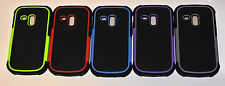 For Samsung Galaxy S3 Mini Dual Layer Tradesman Heavy Duty Protective Case Cover