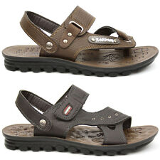 Mens Casual Sandals, Strap, Light Weight Shoes, EU & UK 6 7 8 9 9.5 10 New