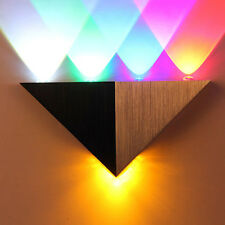 Hot 5W Modern 5LED Stair Up Down Wall Light Spot Lamp Hall Path Sconce Lighting