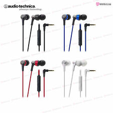 Brand New! audio-technica ATH-CKR3iS SonicPro In-Ear Headphones w/ In-line Mic
