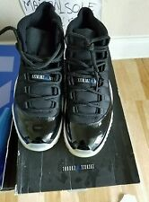 NIKE AIR JORDAN 11 SPACE JAM 2010 SIZE 11 BRAND NEW WHITECEMENT4,COOLGREY11