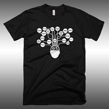"""Beer Brain"" Craft Beer T-Shirt - Made in USA! 100% Cotton American Apparel"