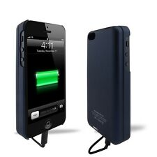 2800mah Magnetic External Battery Power Bank Charger Pack Case For iPhone 5 5S