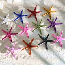 Fashion Friends Sisters Gift Women Natural Starfish Sea Star Hairpin Hair Clip