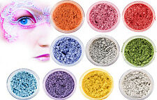 Snazaroo Face Paints Iridescent Shimmer Powder Metallic Glimmer Body Make Up