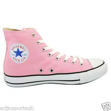 Converse Chuck Taylor All-Star Pink Unisex Hi-Tops - Adult Sizes UK 3 - UK 8