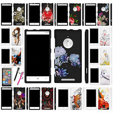 Nokia Lumia 830 Snap On 2 Piece Designs Prints Image Hard Slim Fitted Case Cover