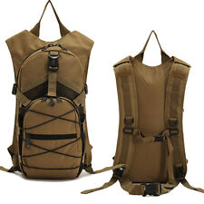 New Mens Womens Sport Backpacks Casual Cycling bags Survival Pack Outdoor Oxford