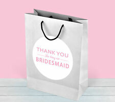 WEDDING FAVOUR GIFT PARTY BAG