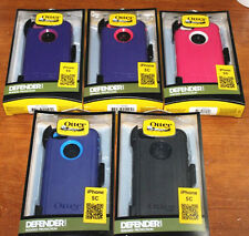 Otterbox Defender Series Protective Case Cover W Clip Belt For Apple iphone 5C