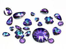 Genuine SWAROVSKI Crystal Heliotrope Color Pendants * Many Shapes & Sizes