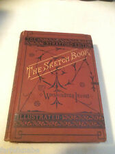 The Sketch Book by Washington Irving - 1881 Stratford Edition