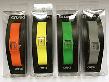 Breo Campos Sports watch - Yellow Orange Grey Green