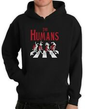 The Humans - Funny Beatles Takeoff - Sarcasm Novelty Hoodie Gift Idea