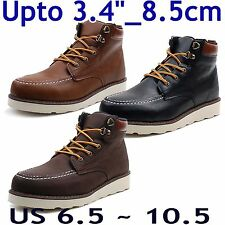"""HEIGHT INCREASING ELEVATOR SHOES_3.4""""/ 8.5 cm_Boots_hd-husl"""