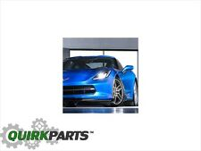 2014-2016 Chevrolet Corvette Ground Effects / Body Kit Exposed Carbon Fiber OEM