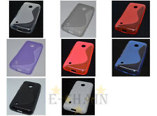 Multi Color S-Types TPU Gel CASE Cover For Nokia Lumia 530 RM-1017