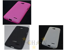 Multi Color Matting TPU Gel CASE Cover For LG L90 D405